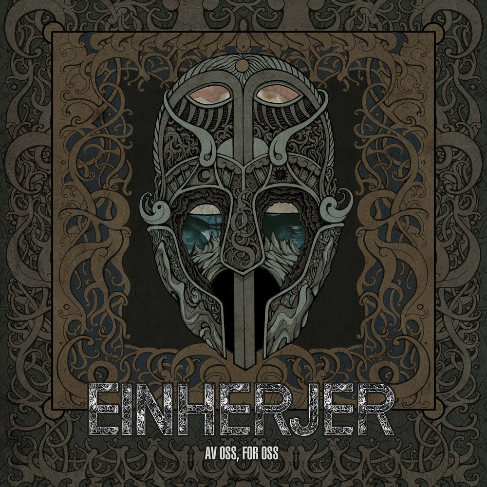 Einherjer - Av oss, for oss (2014) | Metal Academy