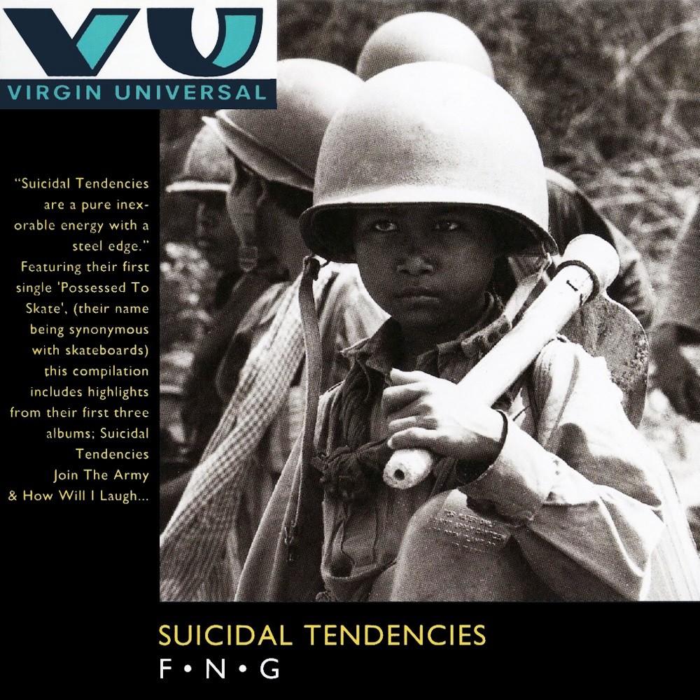 Suicidal Tendencies - F.N.G. (1992) Cover