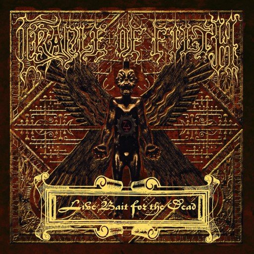 Cradle of Filth - Live Bait for the Dead 2002