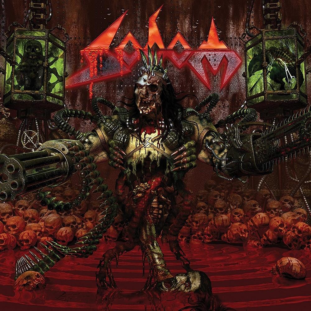 Sodom - Sodom (2006) Cover