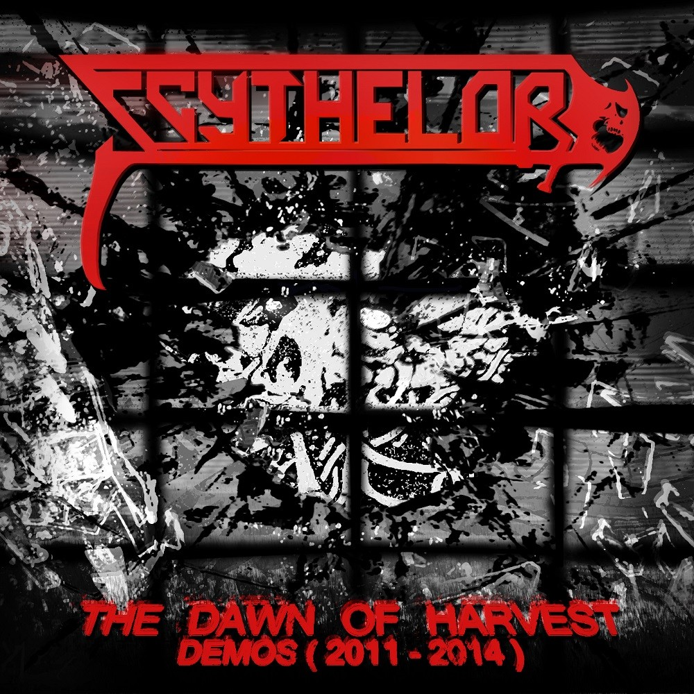 Scythelord - The Dawn of Harvest Demos (2011-2014) (2017) Cover