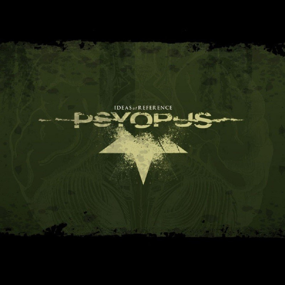 Psyopus - Ideas of Reference (2004) Cover