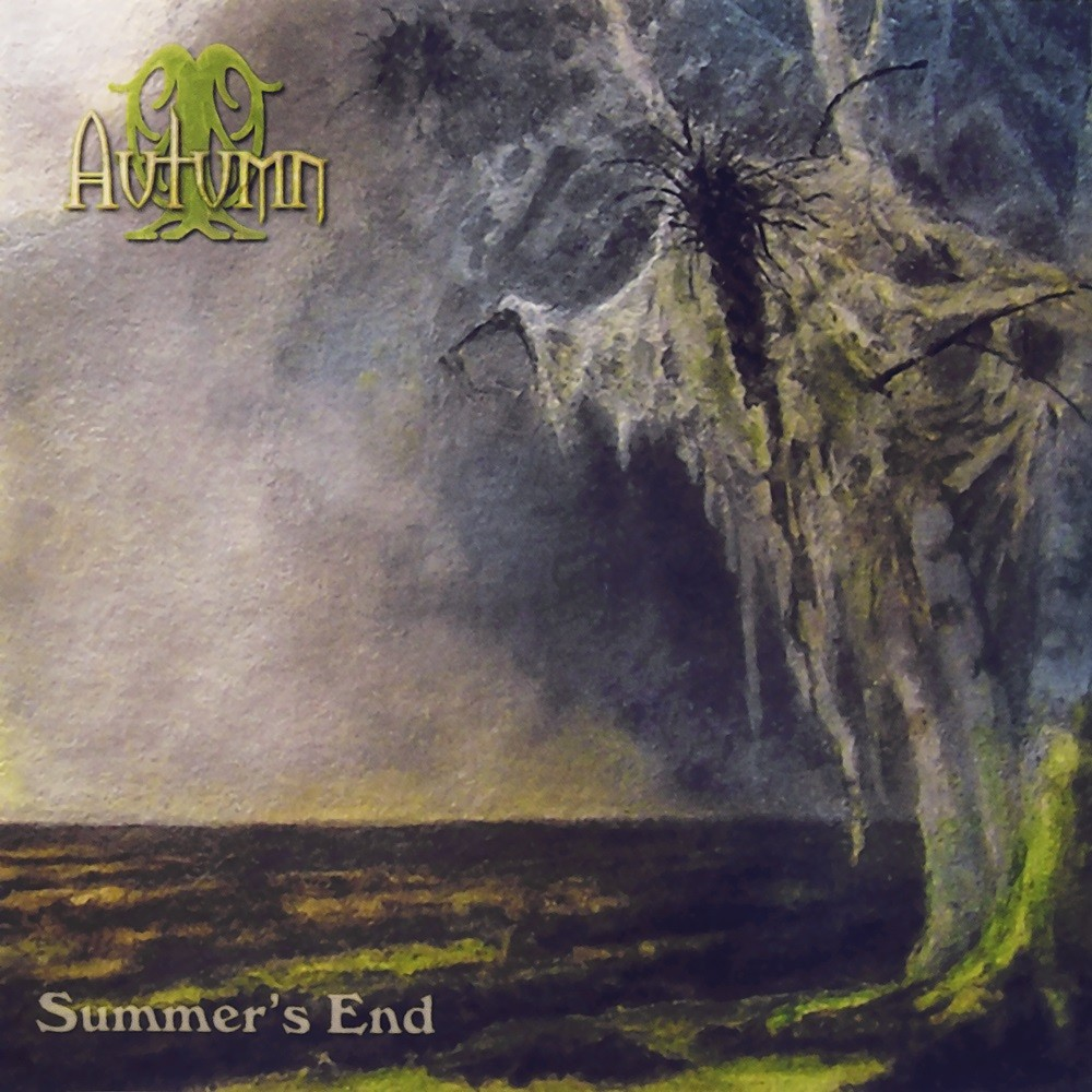 Autumn - Summer's End (2004) Cover