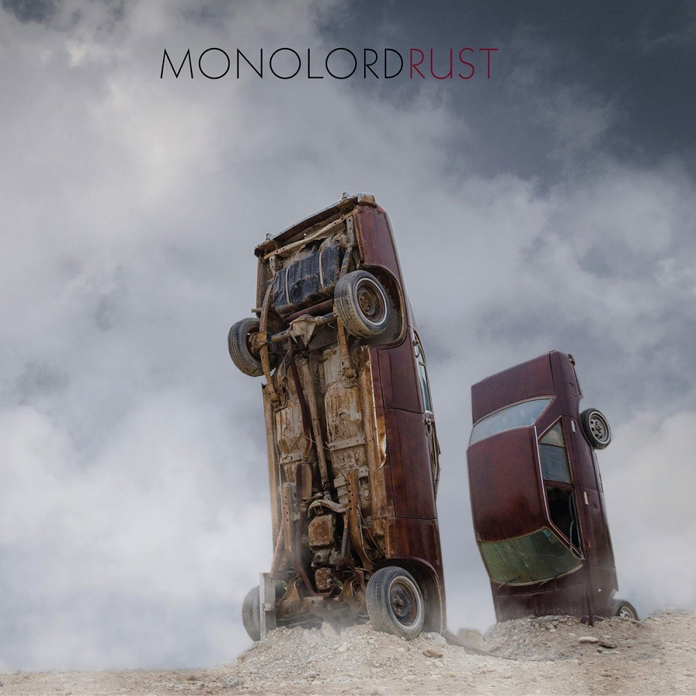 Monolord - Rust (2017) Cover