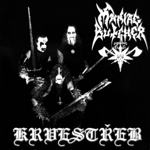 Maniac Butcher - Krvestřeb 1997
