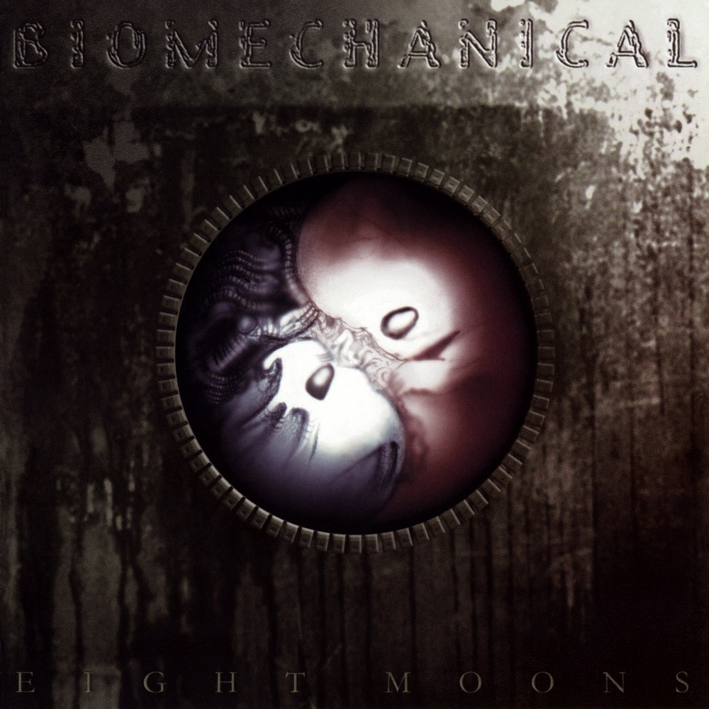 Biomechanical - Eight Moons (2003) Cover