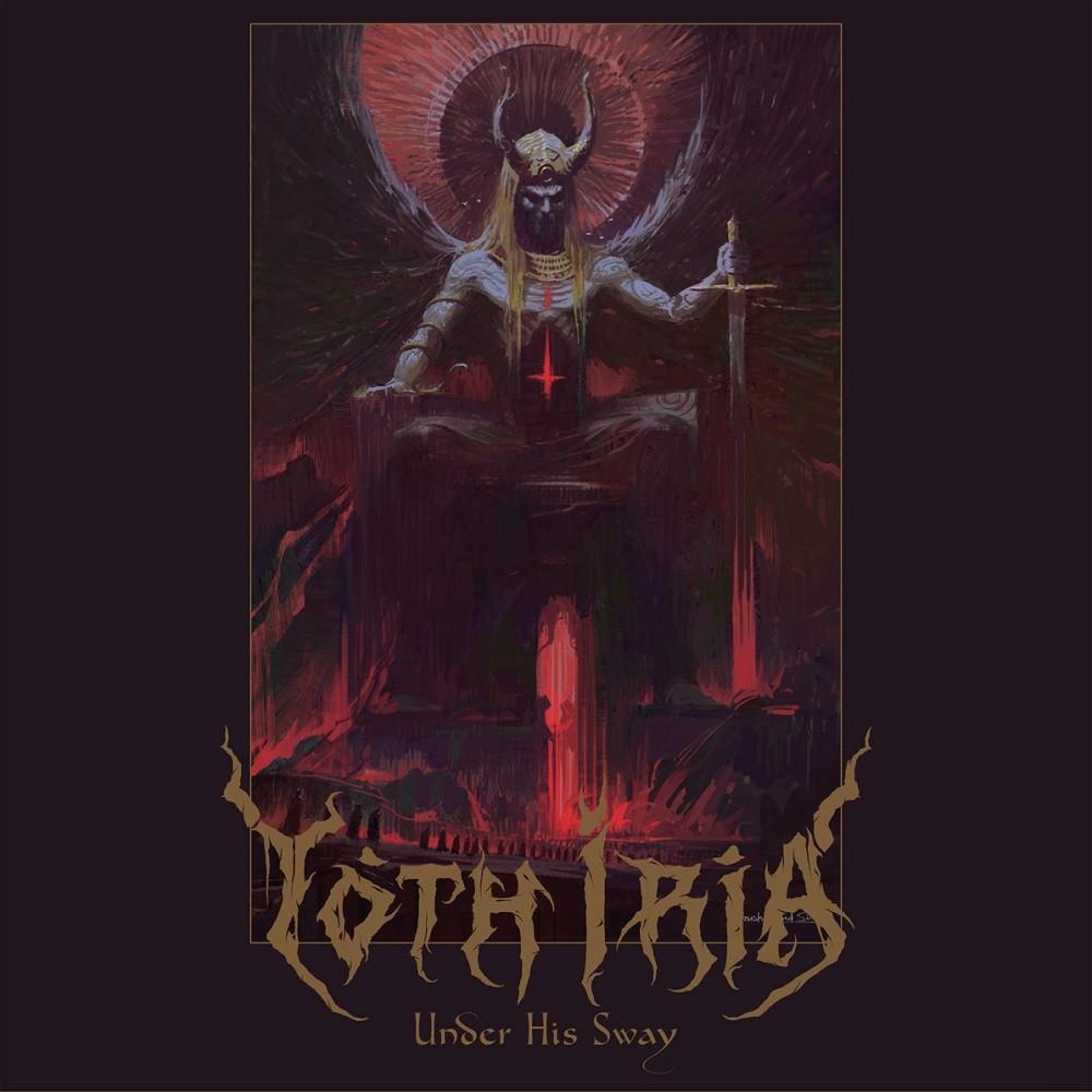 Yoth Iria - Under His Sway (2020) Cover
