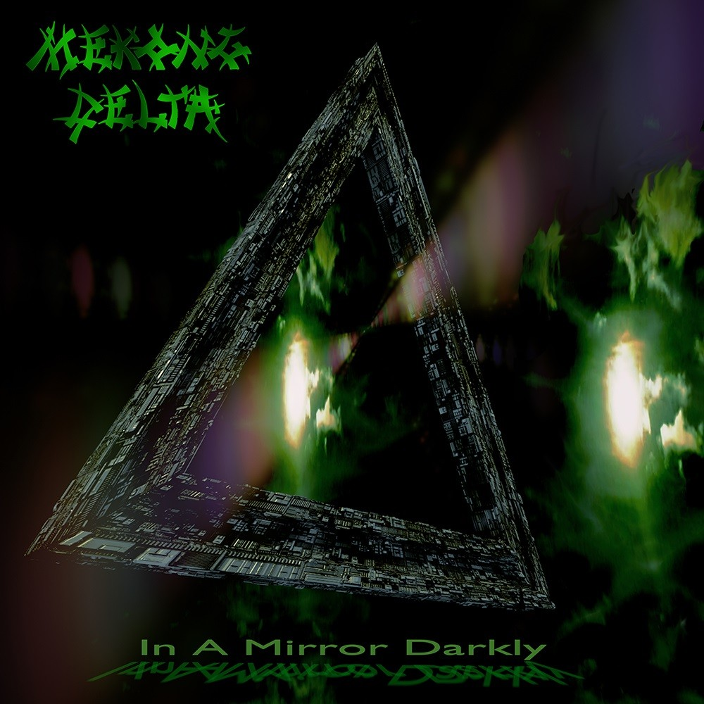 Mekong Delta - In a Mirror Darkly (2014) Cover