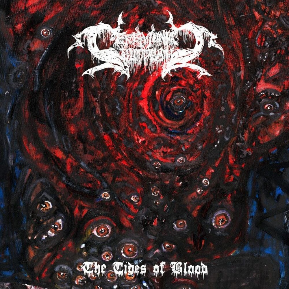 Ceremonial Bloodbath - The Tides of Blood (2020) Cover