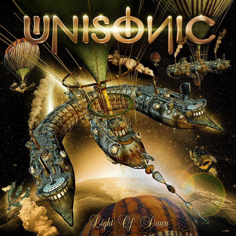 Unisonic - Light of Dawn (2014) Cover