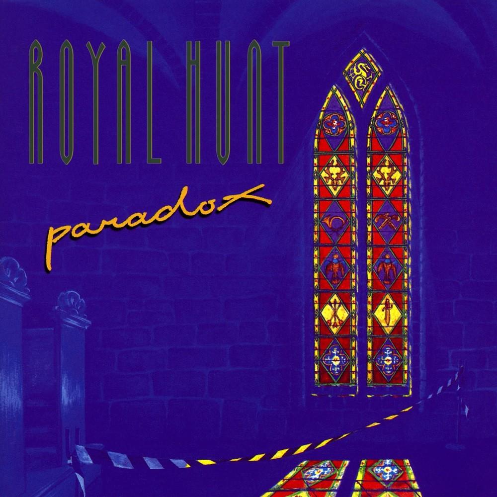 Royal Hunt - Paradox (1997) Cover