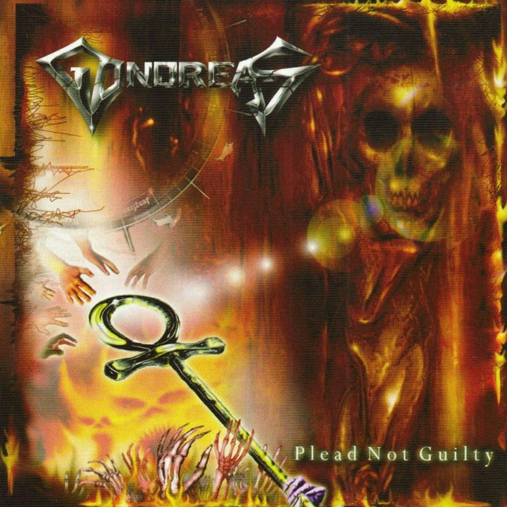Gonoreas - Plead Not Guilty (2007) Cover