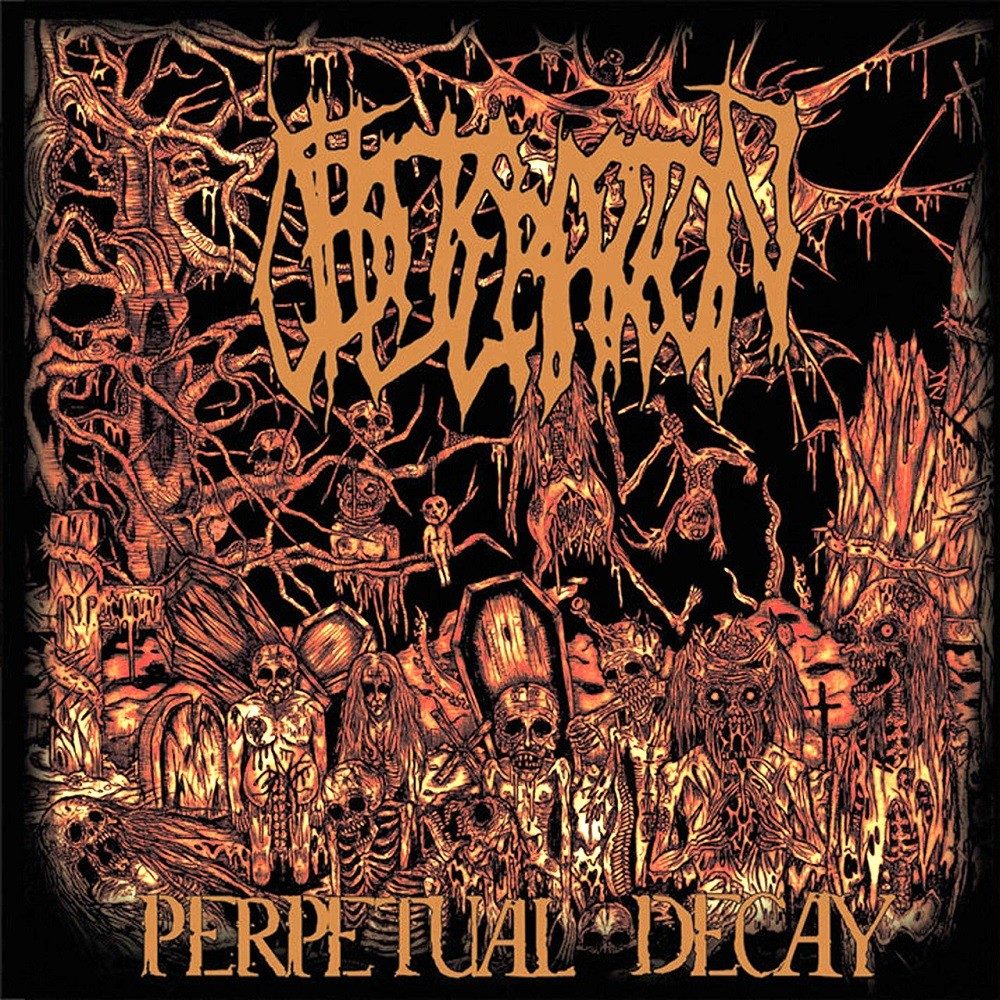 Obliteration - Perpetual Decay (2007) Cover