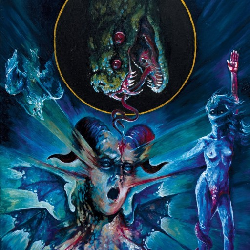Dy'th Requiem for the Serpent Telepath