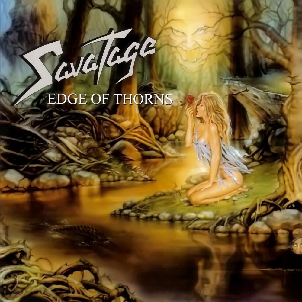 Savatage - Edge of Thorns (1993) Cover