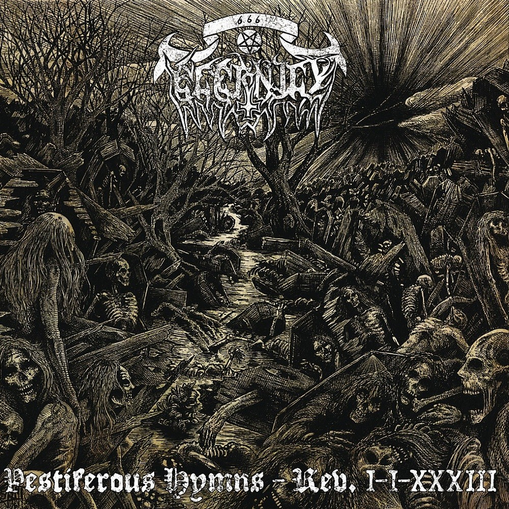 Eternity - Pestiferous Hymns – Rev. I-I-XXXIII (2012) Cover