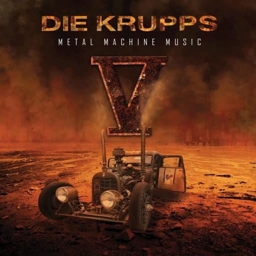 Die Krupps - V - Metal Machine Music 2015