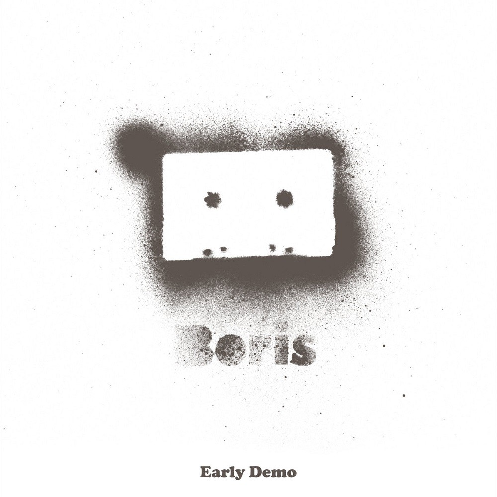 "Boris - Volume Zero ""Early Demo"" (2020) Cover"