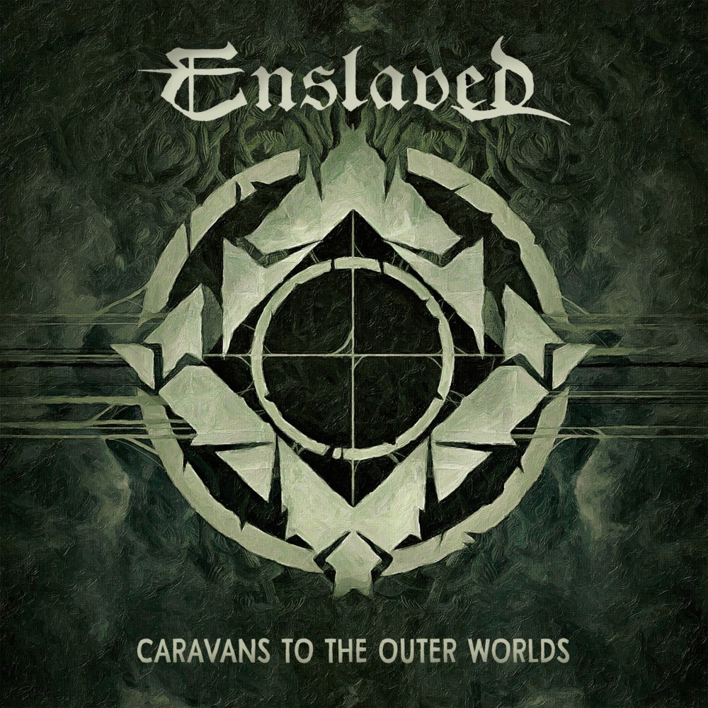 Enslaved - Caravans to the Outer Worlds (2021) Cover