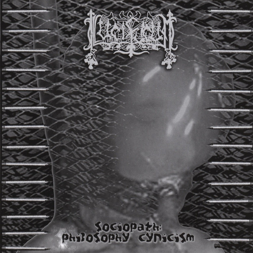 Lucifugum - Sociopath: Philosophy Cynicism (2003) Cover