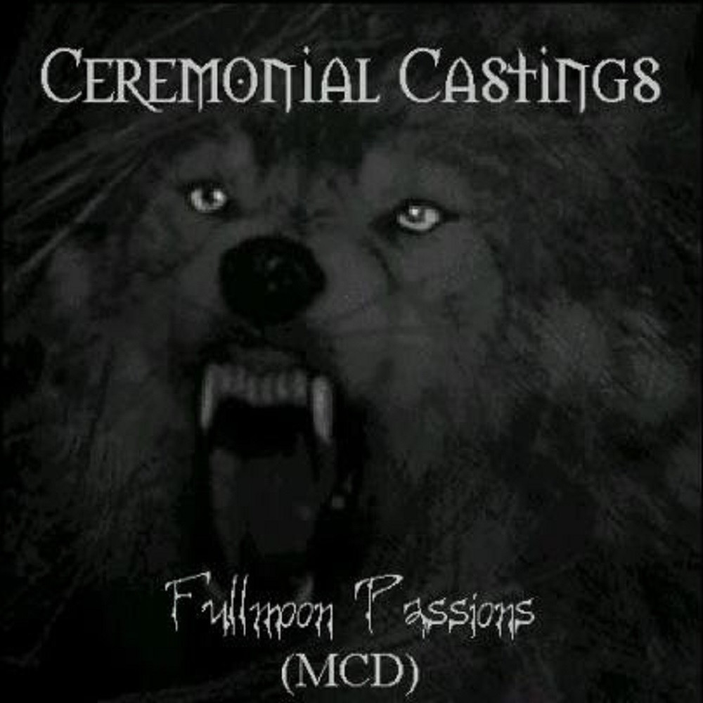 Ceremonial Castings - Fullmoon Passions (2002) Cover