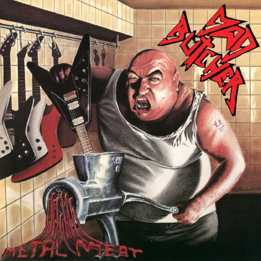 Mad Butcher - Metal Meat 1987