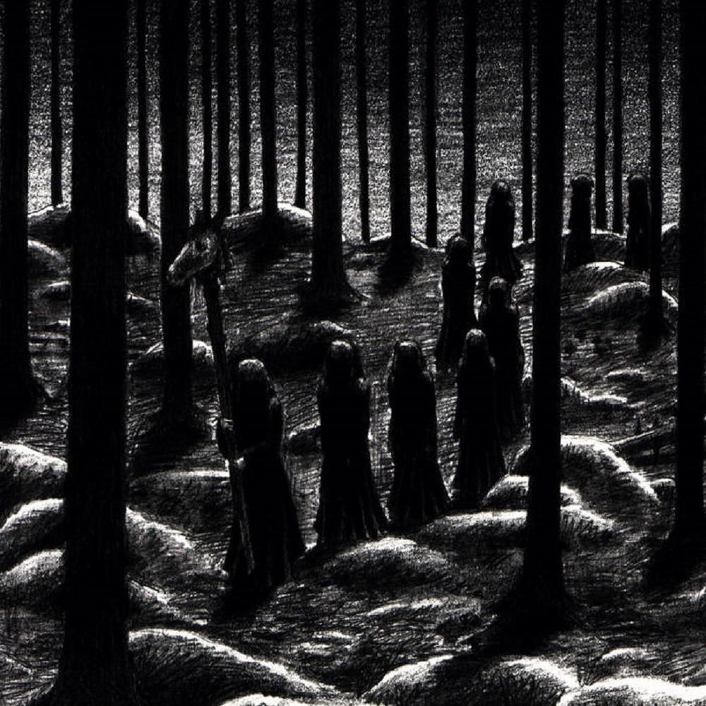 Tågefolket - Lad asketid begynde (2004) Cover