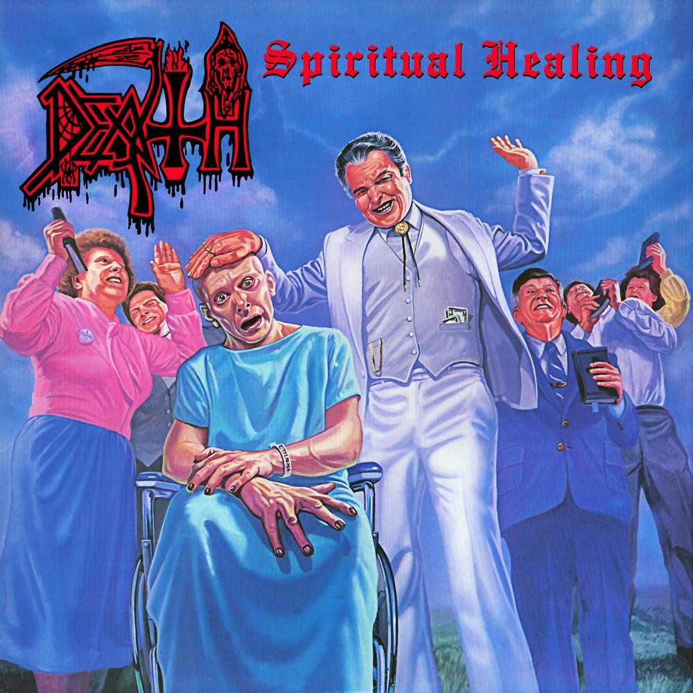 Death - Spiritual Healing (1990) Cover
