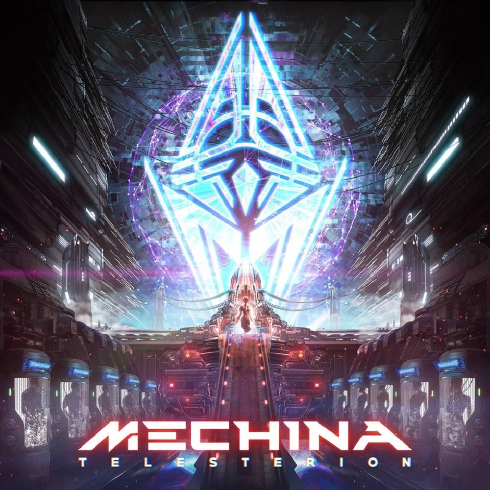 Mechina - Telesterion (2019) Cover