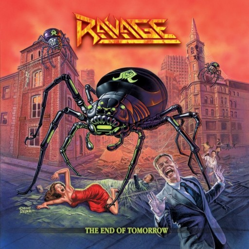 Ravage - The End of Tomorrow 2009