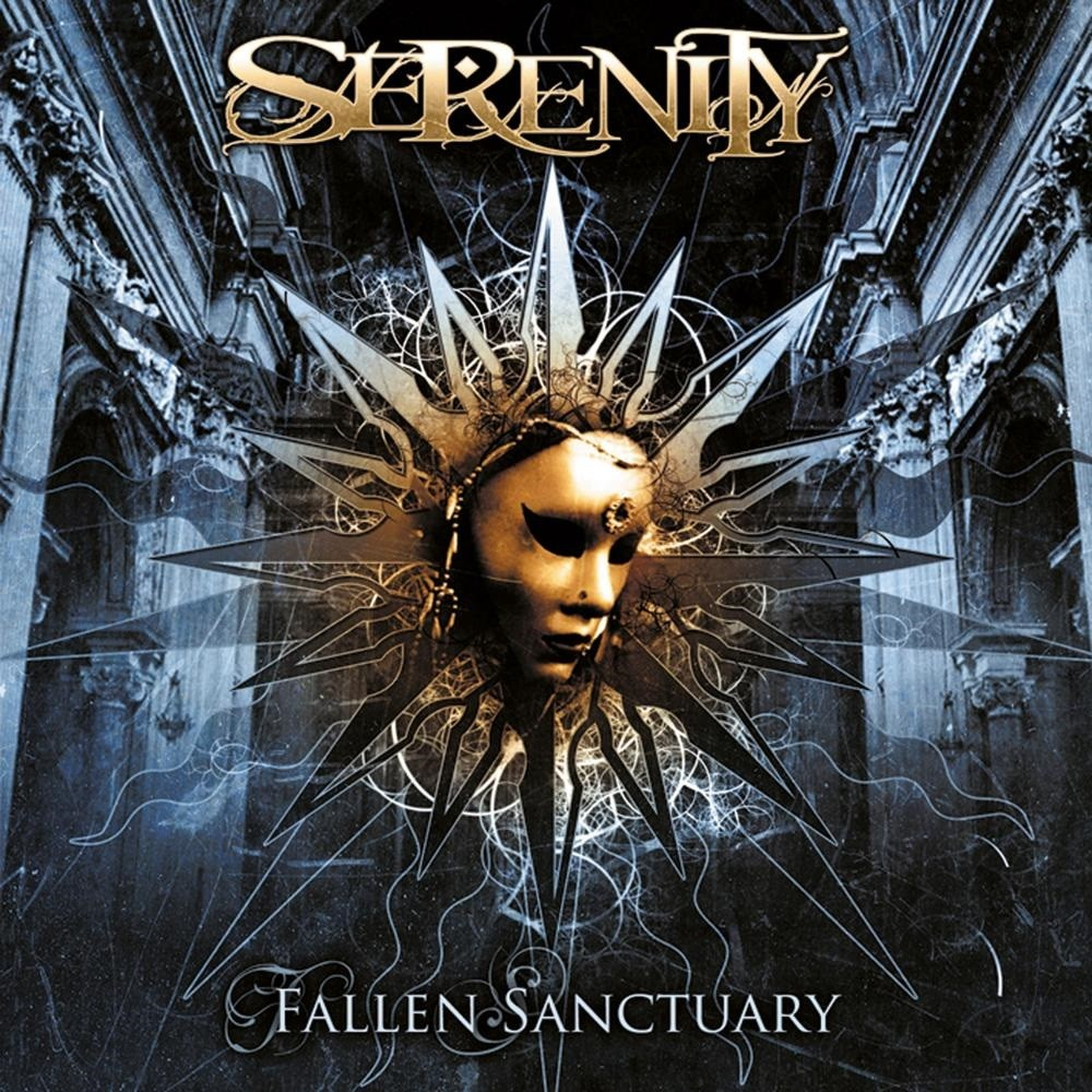 Serenity - Fallen Sanctuary (2008) Cover