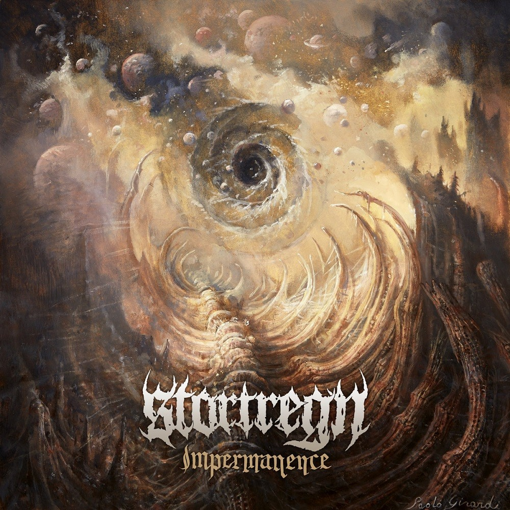 Stortregn - Impermanence (2021) Cover