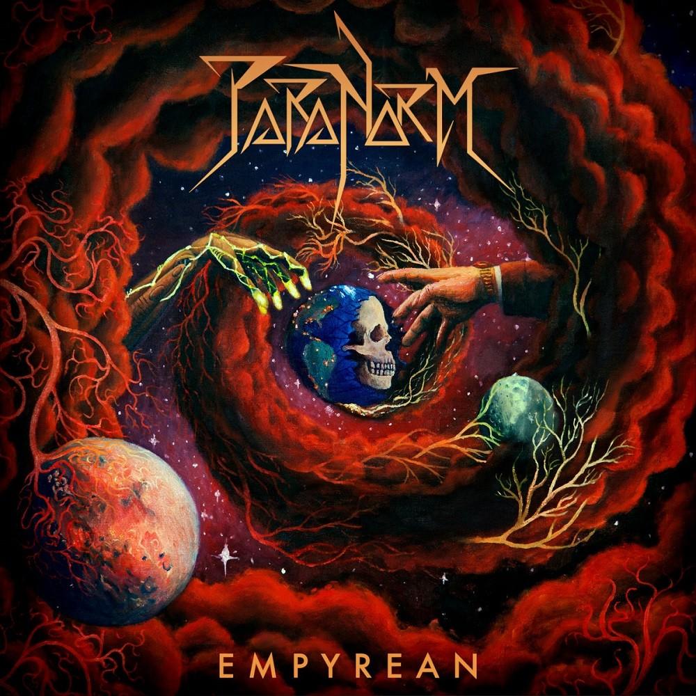 Paranorm - Empyrean (2021) Cover