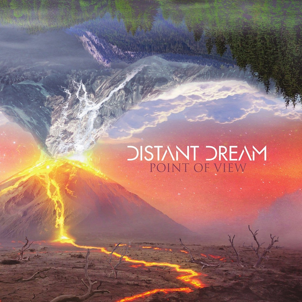 Distant Dream - Point of View (2020) Cover