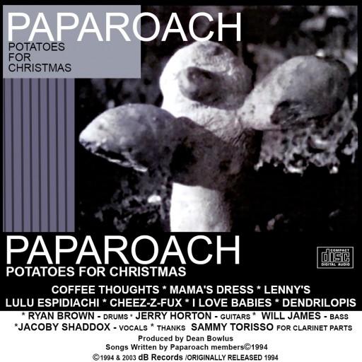 Papa Roach - Potatoes for Christmas 1994