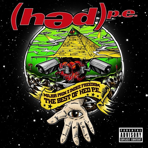 Major Pain 2 Indee Freedom - The Best of (hed) pe