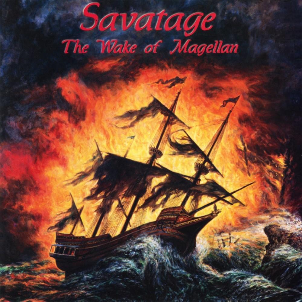 Savatage - The Wake of Magellan (1997) Cover