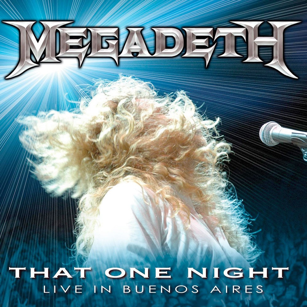 Megadeth - That One Night: Live in Buenos Aires (2007) Cover