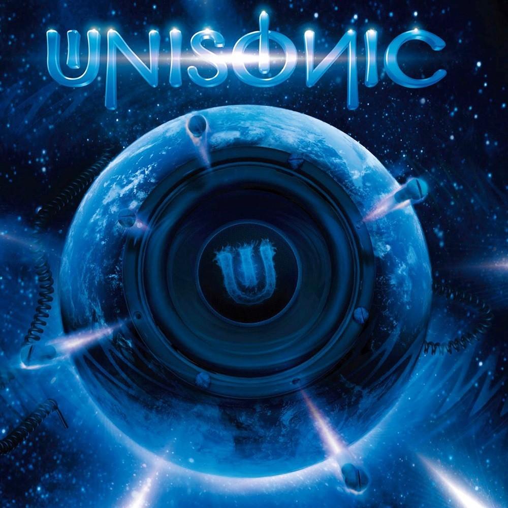 Unisonic - Unisonic (2012) Cover