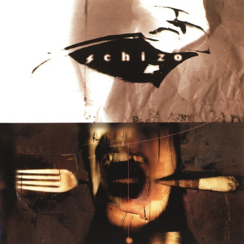 Schizo - Sound of Coming Darkness (1994) Cover