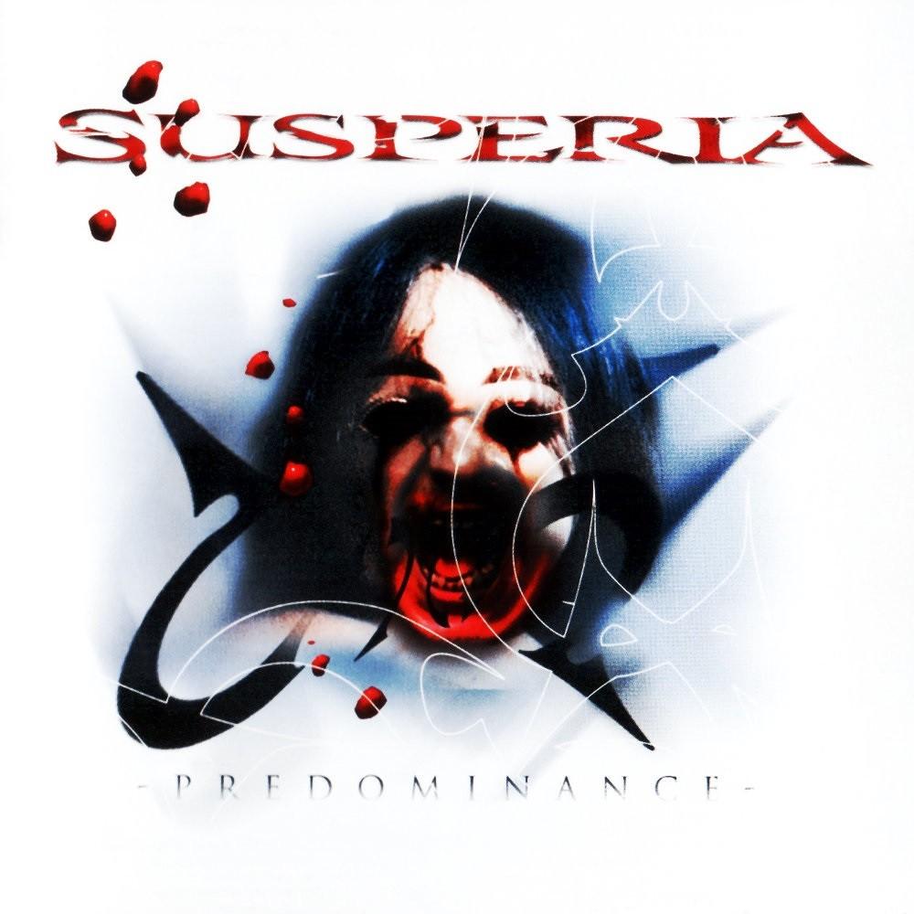 Susperia - Predominance (2001) Cover