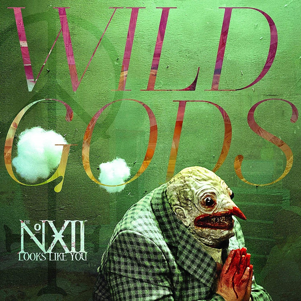 Number Twelve Looks Like You, The - Wild Gods (2019) Cover