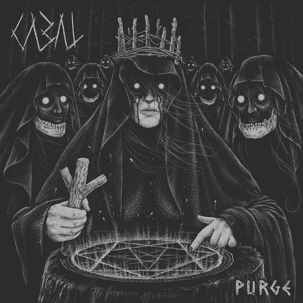 Cabal - Purge (2016) Cover