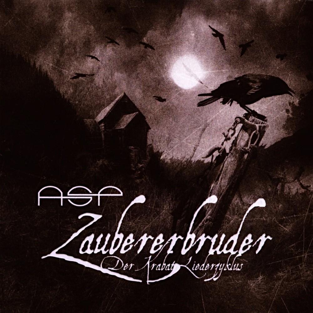 ASP - Zaubererbruder: der Krabat-Liederzyklus (2008) Cover