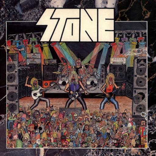 Stone - Stone 1988