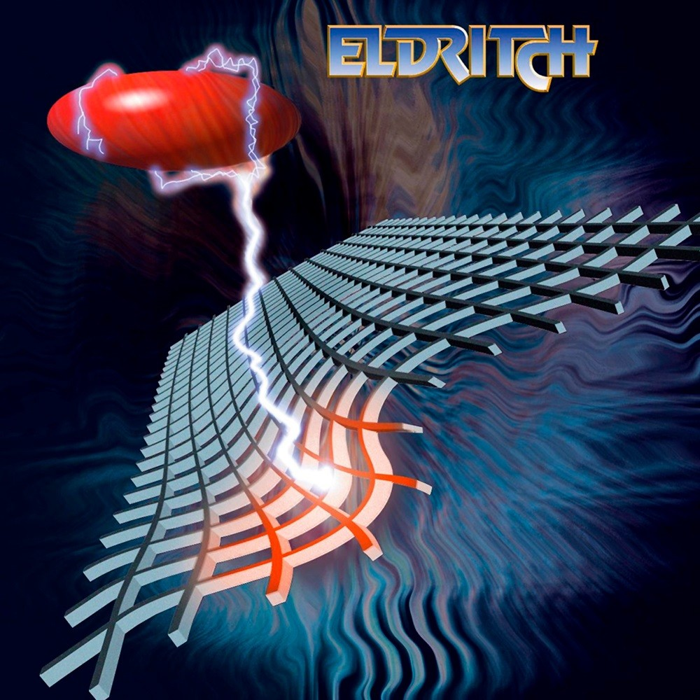 Eldritch - Seeds of Rage (1995) Cover