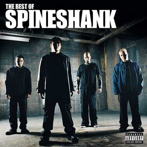 Spineshank - The Best of Spineshank 2008