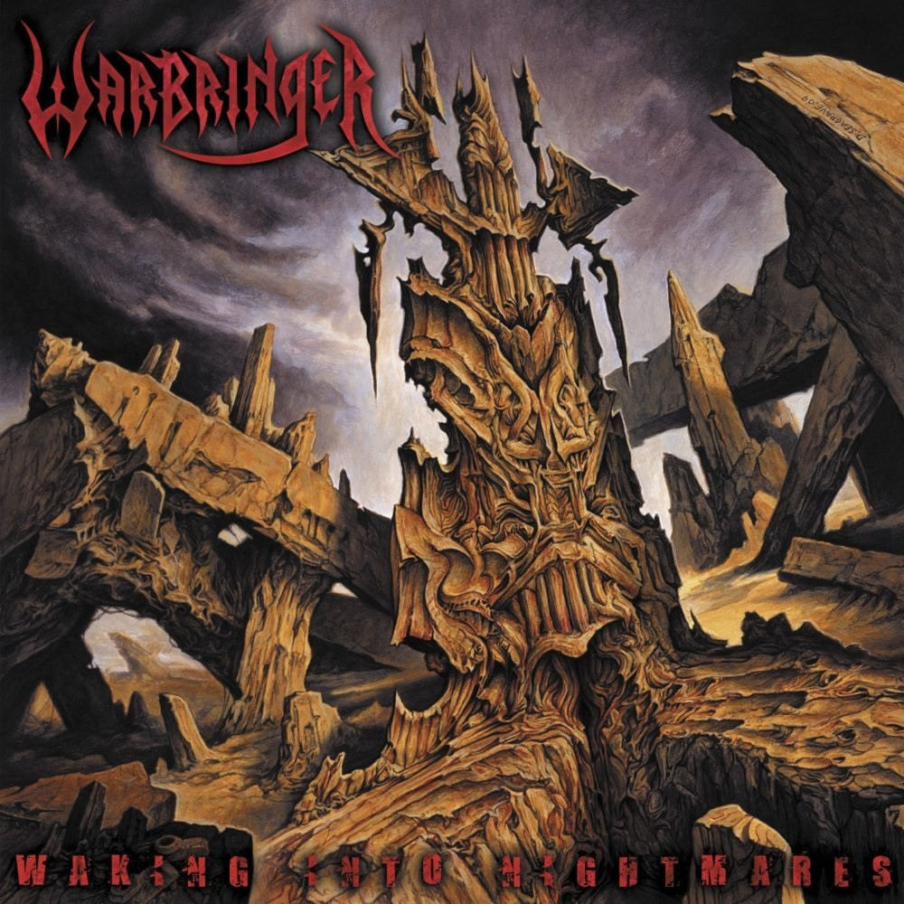 Warbringer - Waking Into Nightmares (2009) Cover