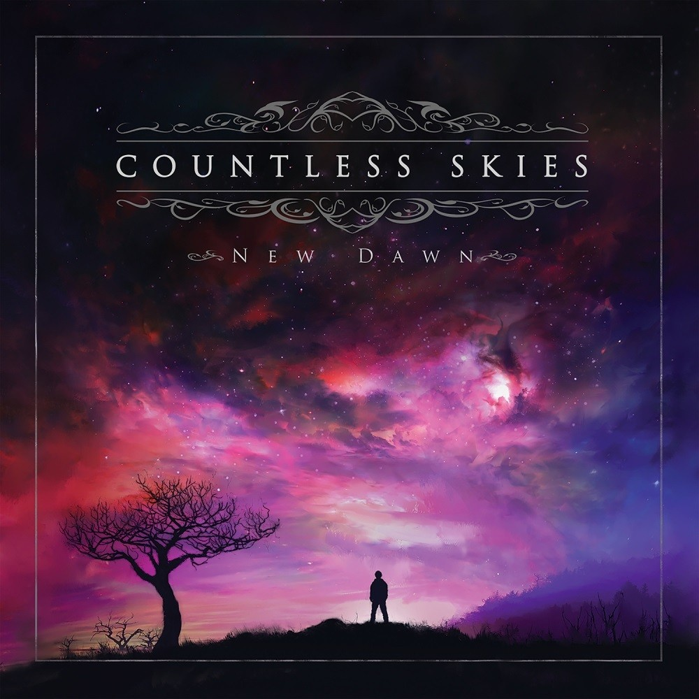 Countless Skies - New Dawn (2016) Cover
