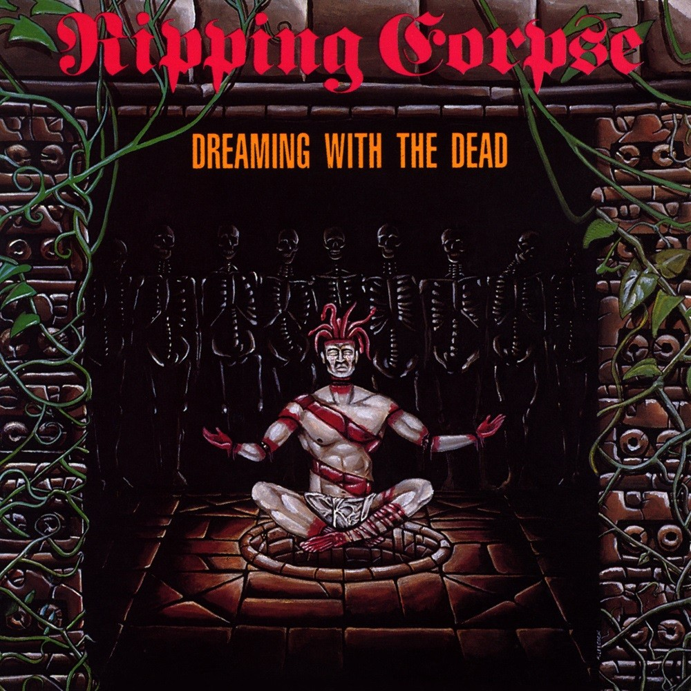 Ripping Corpse - Dreaming With the Dead (1991) Cover